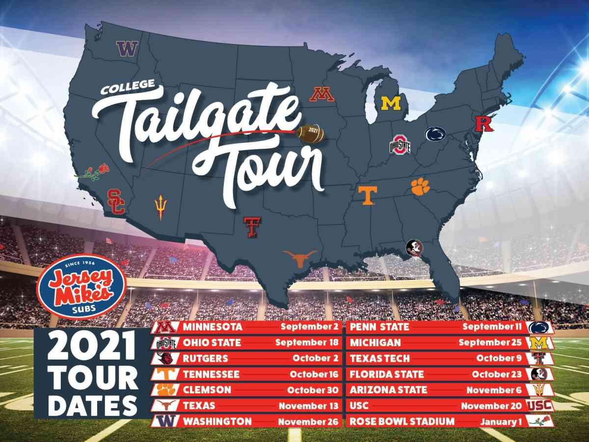 Tailgate Tour