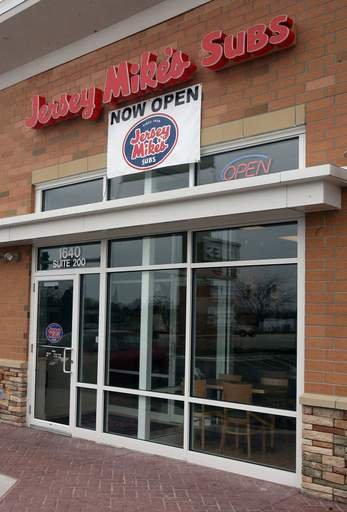 Jersey Mike's was founded in 1957 near the New Jersey shore. There are now more than 400 locations, including this one in Vernon Hills.