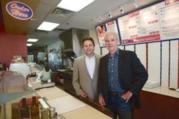 Jeff Worthen and Bryan Selden owners of Jersey Mike's Subs will open a new location at Beckham and 5th Street.