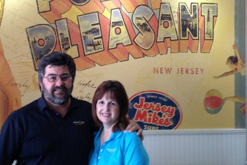 Even as frequent visitors to Jersey Mike's, the Cappelli's said Jersey Mike's 2013 Day of Giving exceeded all expectations.  On that day, 8 Inland Empire Jersey Mike's restaurants donated 100% of sales to Steven's Hope for Children, raising more than $35,000.