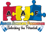 Project Lifesaver - Autism Awareness Logo