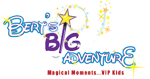 Bert's Big Adventure Logo