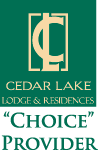 Cedar Lake Lodge Logo