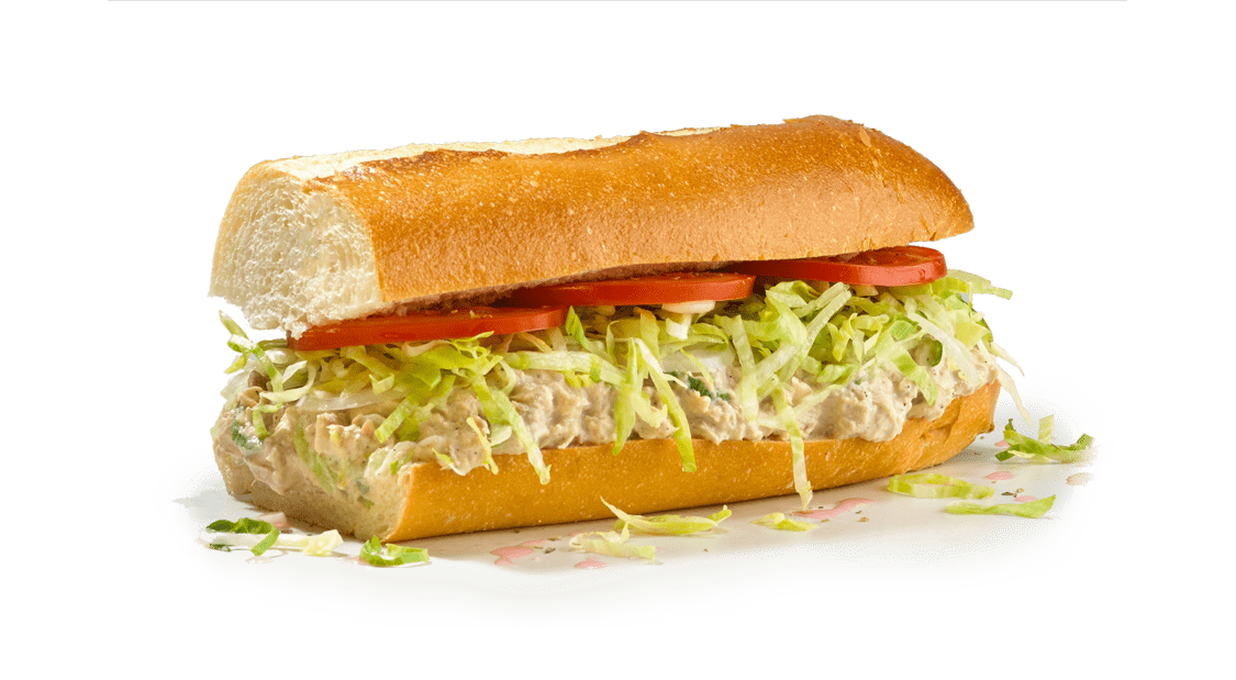 #10 Tuna Fish - Cold Subs