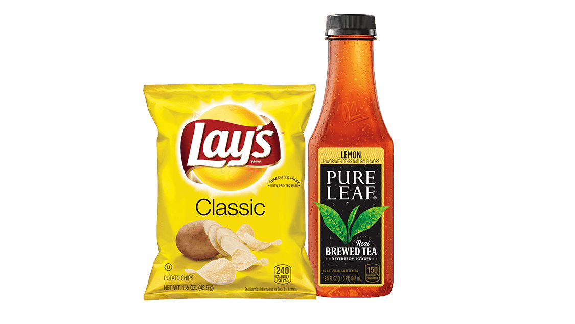 Pureleaf Tea & Chips - Sides, Drinks, & Desserts