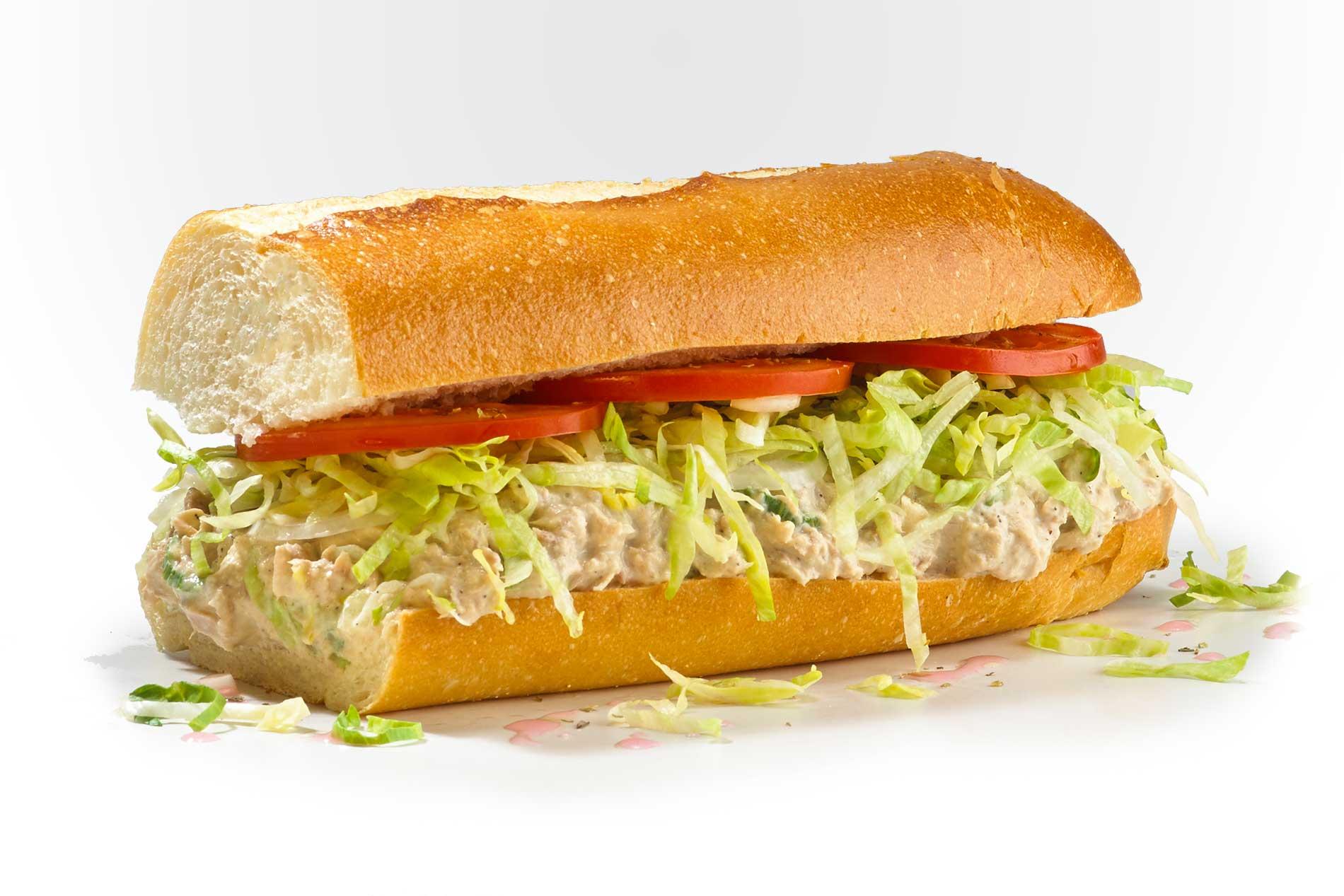 Tuna sub near me for Best fish sandwich near me