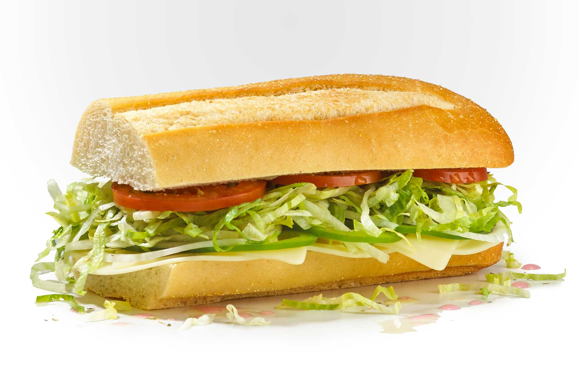 #14 The Veggie - Cold Subs