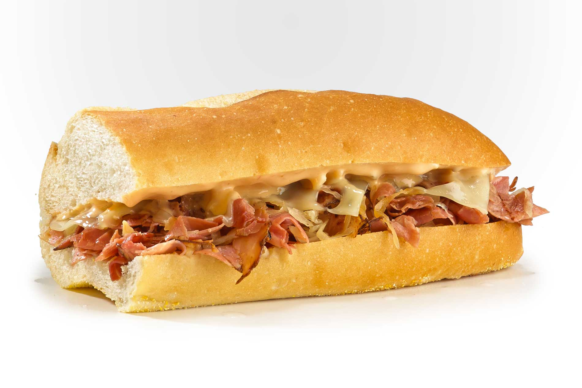 dfd243706645 20 Grilled Pastrami Reuben - Hot Subs - Jersey Mike s Subs