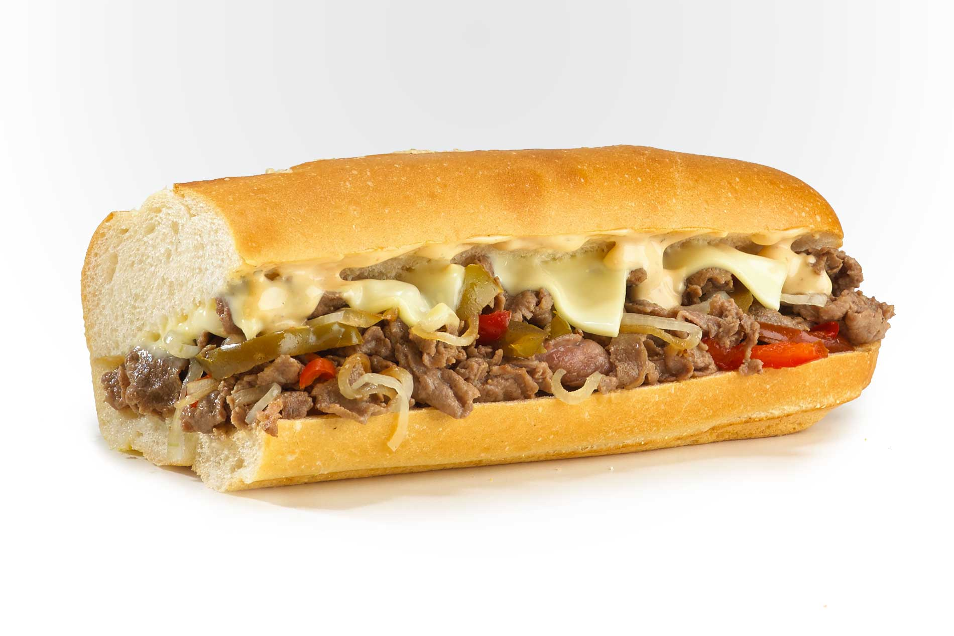 #43 Chipotle Cheese Steak - Hot Subs