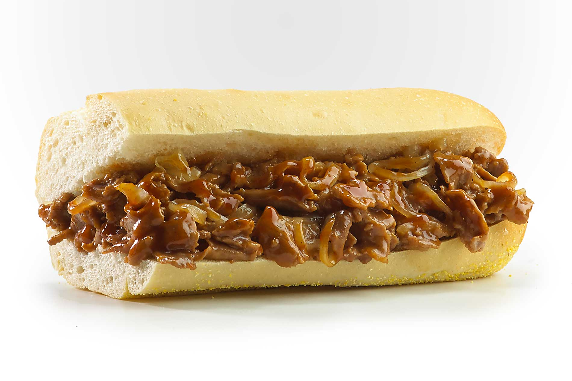 #19 BBQ Beef - Hot Subs