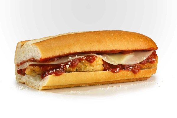 #18 Chicken Parm