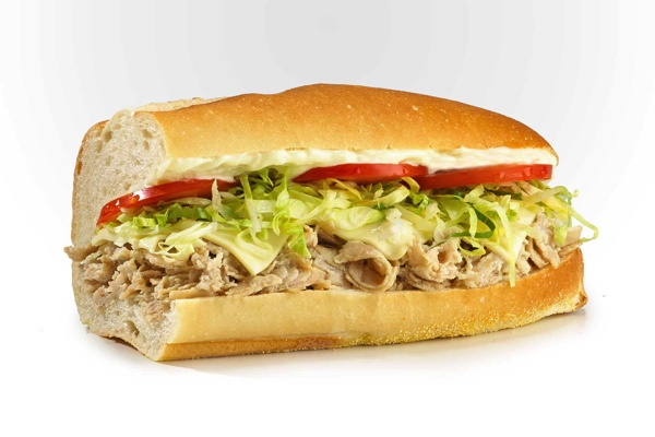 #31 California Chicken Cheese Steak