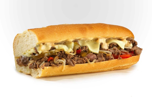 #43 Chipotle Cheese Steak