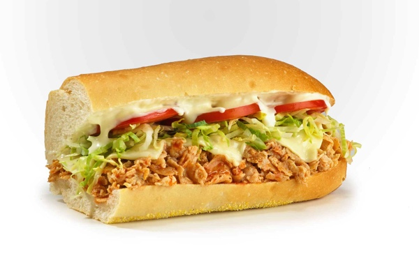 #44 Buffalo Chicken Cheese Steak