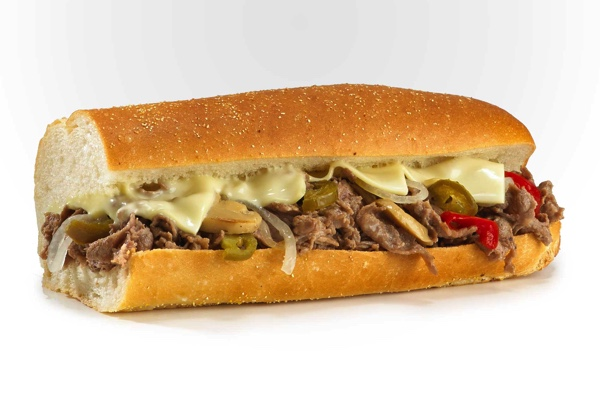 #56 Big Kahuna Cheese Steak