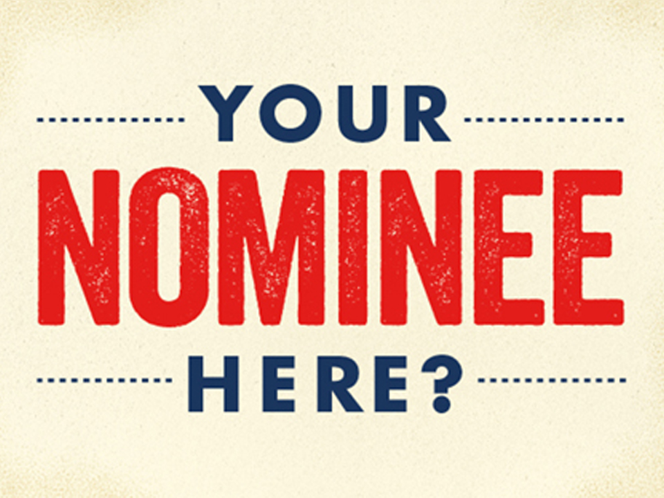 Your Nominee Here